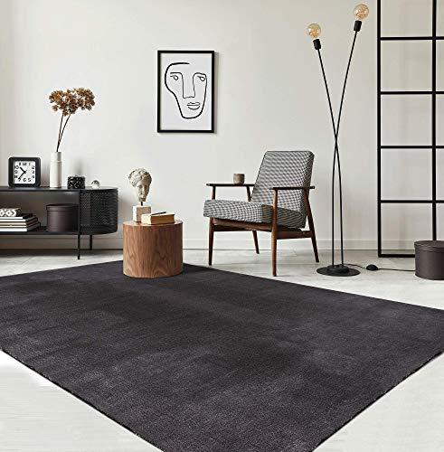 the carpet Relax Moderner Flauschiger...