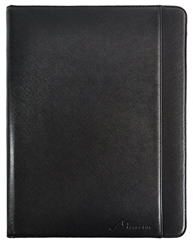 Vegan Saffiano Leather Padfolio