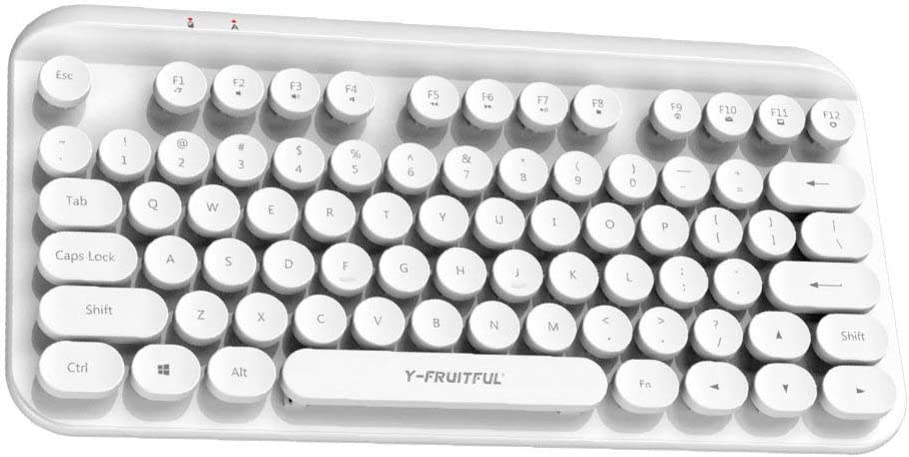 SOLUSTRE shopping Mini Wireless Keyboard Keyb Ergonomic Small Many popular brands Comfortable