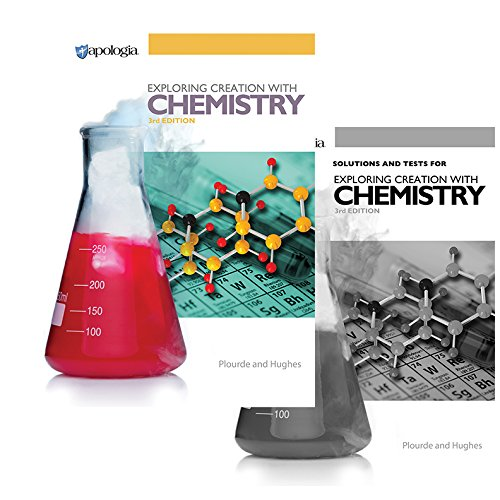 Compare Textbook Prices for Exploring Creation With Chemistry: Textbook & Solutions and Manual  ISBN 0642078457500 by
