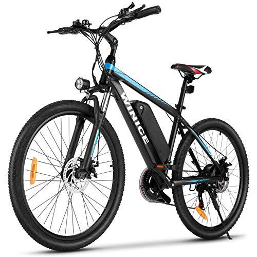 Vivi Bicicleta Eléctrica, Bicicleta De Montaña Eléctrica