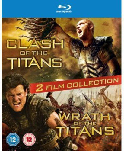 Clash Of The Titans/Wrath Of The Titans [2 Film Collection] [Blu-ray] [Region Free]