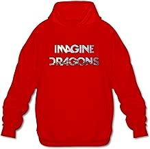 RIDA Imagine Dragons Night Visions Hoodie for Men