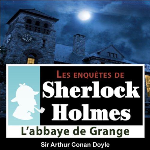 L'Abbaye de Grange audiobook cover art