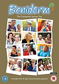 Benidorm - The Complete Series Ten