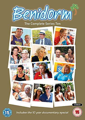 Benidorm - Series 10 [Reino Unido] [DVD]