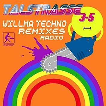 Willma Techno (Radio Remixes)