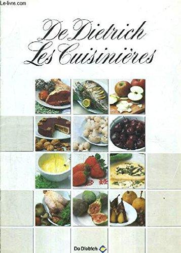 DE DIETRICH LES CUISINIERES (CATALOGUE).