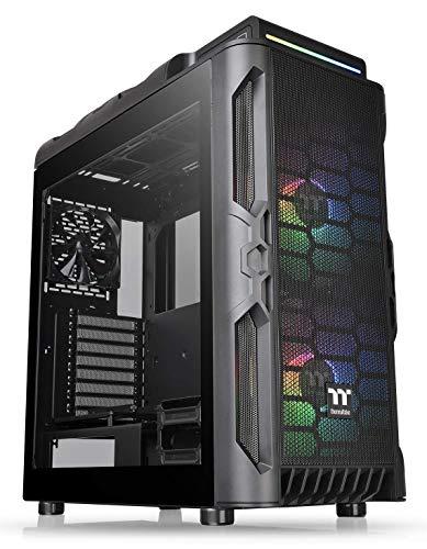 Thermaltake Core X71 Negro Negro ATX Mid Tower