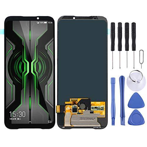YPZHEN Écran LCD et numériseur complet pour Xiaomi Black Shark 2 Pro/Black Shark 2 Noir
