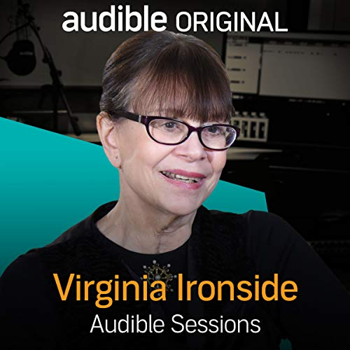 FREE: Audible Interview with Virginia Ironside audiobook cover art