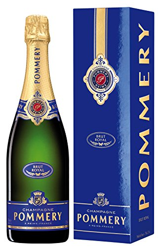 Pommery Champagner Royal Brut GP 12,5{9369ec9aa983054b6cb33e2fef26c1c85bd1e79670fdd84d3ba55f6dec826e36} 0,75l Flasche