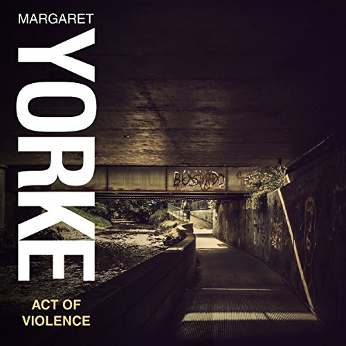 Act of Violence audiobook cover art