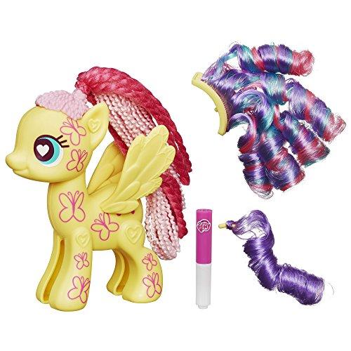 My Little Pony Pop Cutie Mark Magic Fluttershy Design-a-pony Kit
