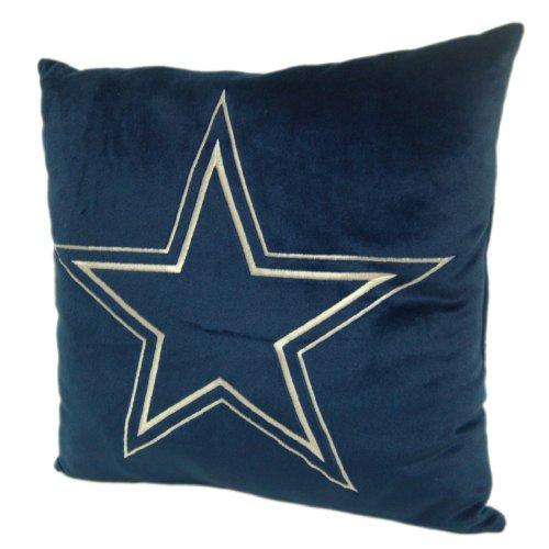 "NFL Dallas Cowboys Plush Pillow, 16"""