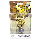 Figurine Amiibo Shovel Knight Gold Edition - Treasure Trove - Gold Amiibo