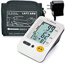 "Upper Arm Blood Pressure Monitor, Digital BP Monitor Cuff (8.6""-14"