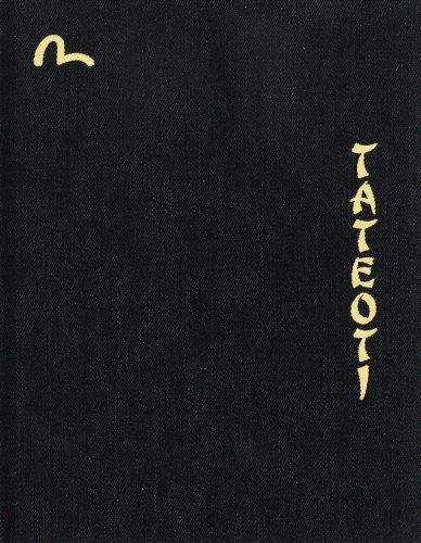 EVISU THE PHOTO BOOK TATEOTI