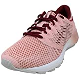 ASICS Women's Roadhawk FF 2 Running Shoes, 8, Frosted Rose/Cordovan