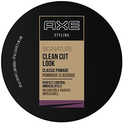 Axe Signature Clean-Cut Look Pomade 2.64 oz (5 Pack)