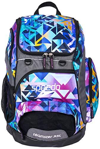 Speedo 810707C780 Mochila, Unisex Adulto, Multicolor, Talla