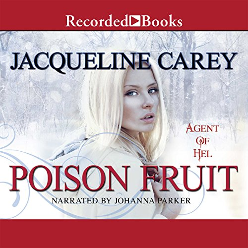 Poison Fruit audiobook cover art