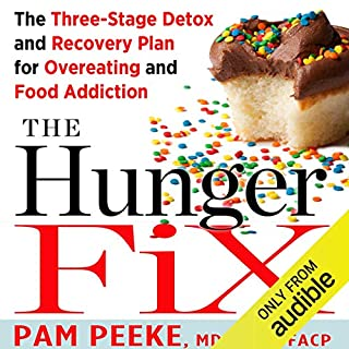 The Hunger Fix audiobook cover art