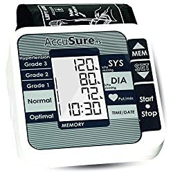 Dr.Gene Accusure Automatic B.P. Moniter TS