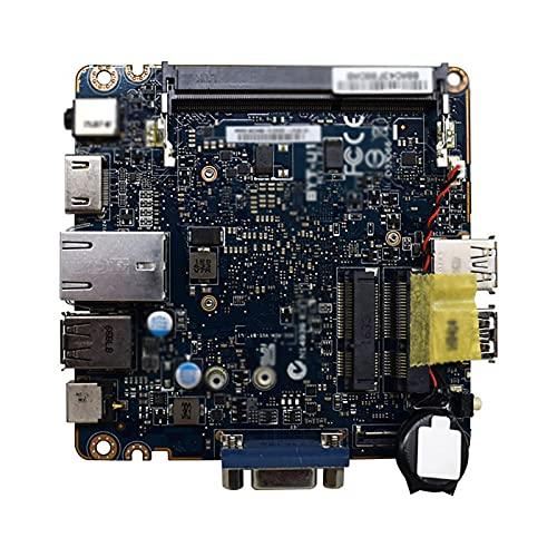 SRR BYT-U1 Fit for Intel Integrated N2840 12 * 12CM Mini PC Placa Base DDR3 Memoria Ram Control Industrial CNC Mini ITX, Placa Base Cpmputer