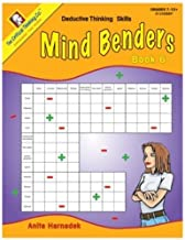 Mind Benders: Deductive Thinking Skills, Book 6, Grades 7-12+ by Anita Harnadek (2011-01-01)