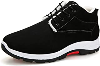 أحذية المشي z-snowman للرجال أحذية الجري المشي المشي لمسافات طويلة الرحلات، أحذية رياضية عصرية غير رسمية