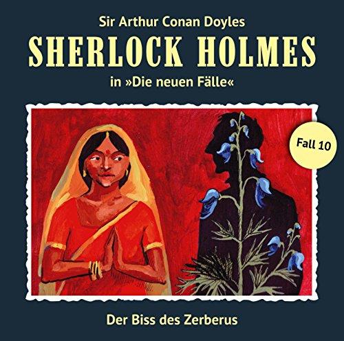 Der Biss des Zerberus: Sherlock Holmes - Die neuen Fälle 10