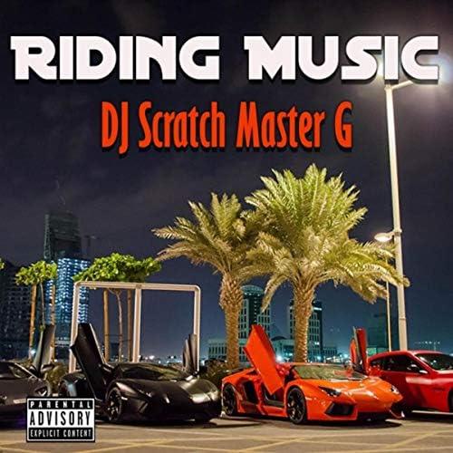 DJ Scratch Master G