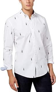 Tommy Hilfiger Men's Embroidered Shirt