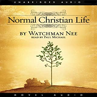 The Normal Christian Life  cover art