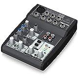 Immagine 2 behringer xenyx 502 mixer premium
