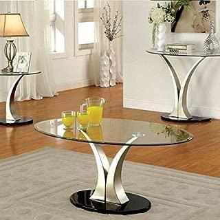 247SHOPATHOME coffee-tables, Chrome