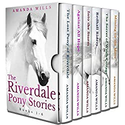 Saving Grace features many of the Lost Pony of Riverdale Series' characters | Equus Education