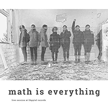 Math Is Everything