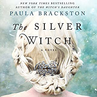 Page de couverture de The Silver Witch