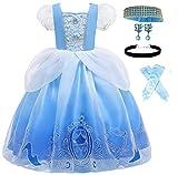 Romy's Collection Princess Cinderella Blue...