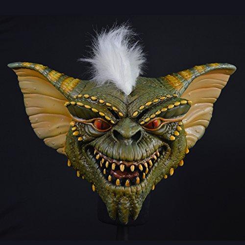 Générique Mahal793 Gremlins - Máscara de látex para adulto (talla única)