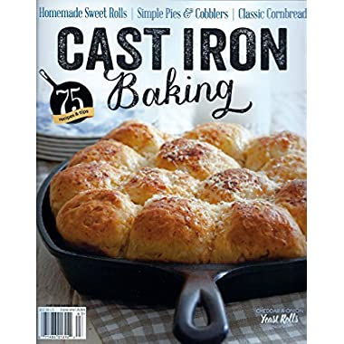 Cast Iron Baking 75 Recipes and Tips 2016 113 Pages