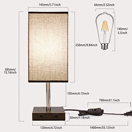 Glighone Lámparas de mesa