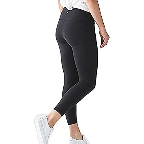 6a7a5815a3c35 Lululemon High Times Pant Full On Luon 7/8 Yoga Pants
