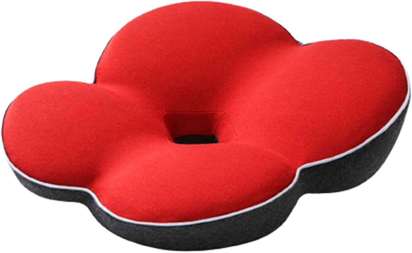 BAIZAN Memory Foam New item Seat Cushion Room Seasonal Wrap Introduction Office Sup Petal Breathable