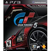 Gran Turismo 5 - Playstation 3