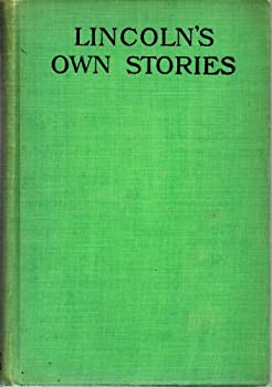 Hardcover Lincoln's Own Stories Book