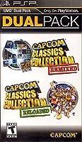 Capcom Classics Collection Dual Pack(PSP 輸入版 北米)