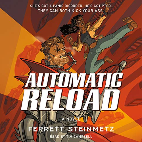 Couverture de Automatic Reload